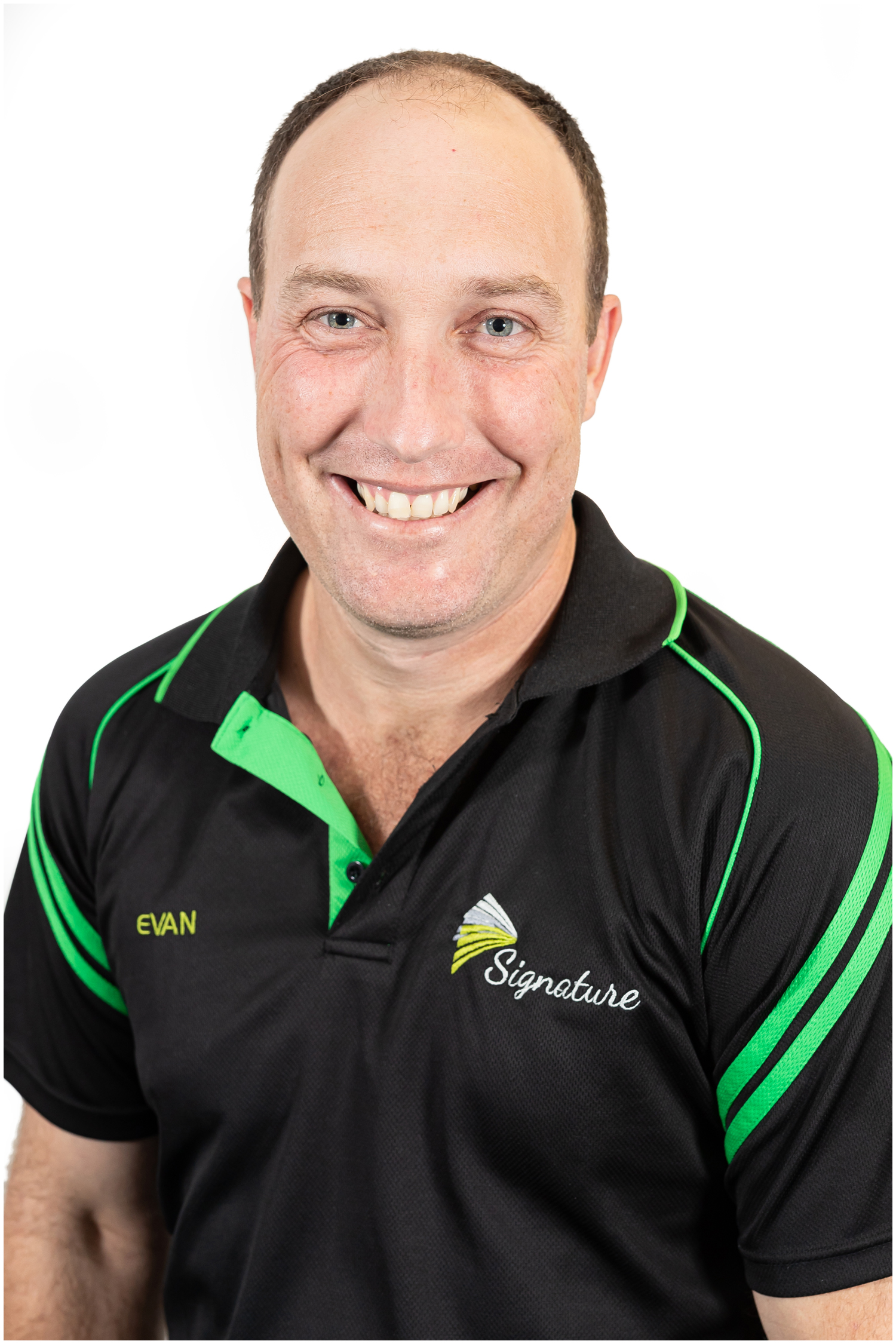 Evan operations manager queensland signature roofing sunshine coast brisbane reroofing roof replacement